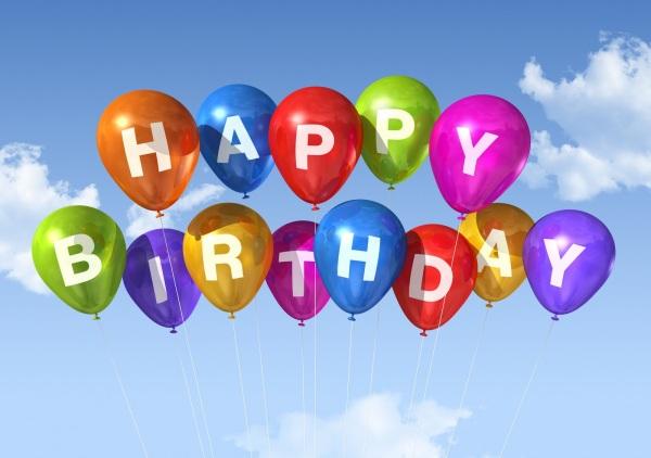 Super Carte d'anniversaire gratuite : joyeux anniversaire OJ66