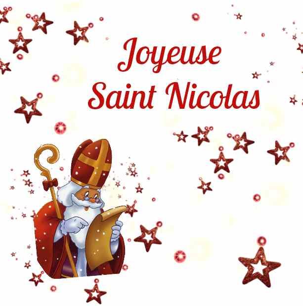 Joyeuse Saint Nicolas