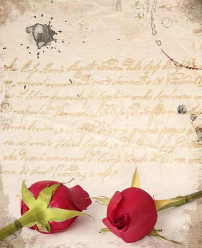 Carte message d'amour - La plus belle déclaration d'amour