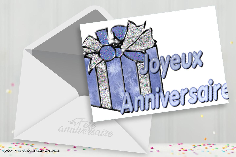 Carte Joyeux Anniversaire Animee Carte Gratuite Anniversaire Pour Tous