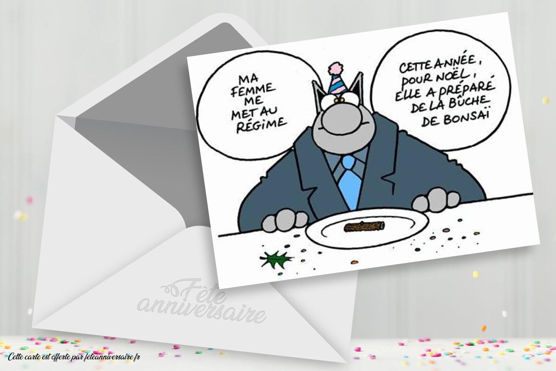 Carte Virtuelle De Noel Humoristique Geluck