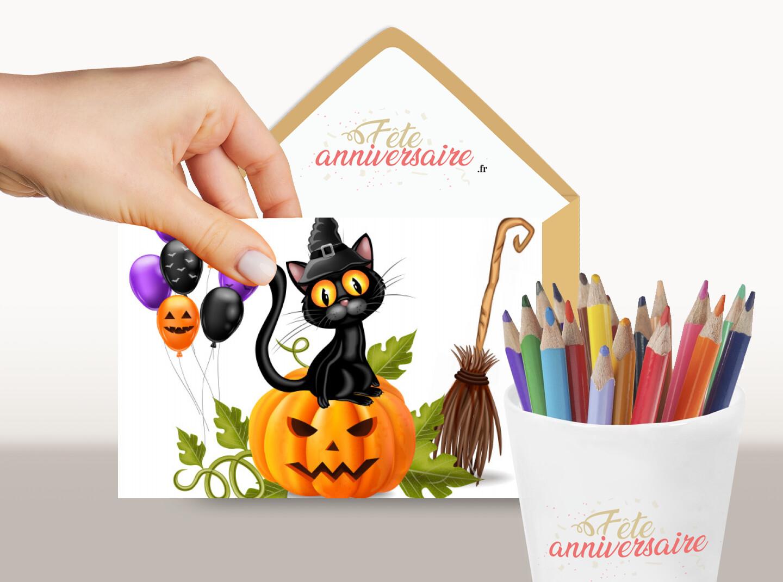 Joyeux Halloween les enfants