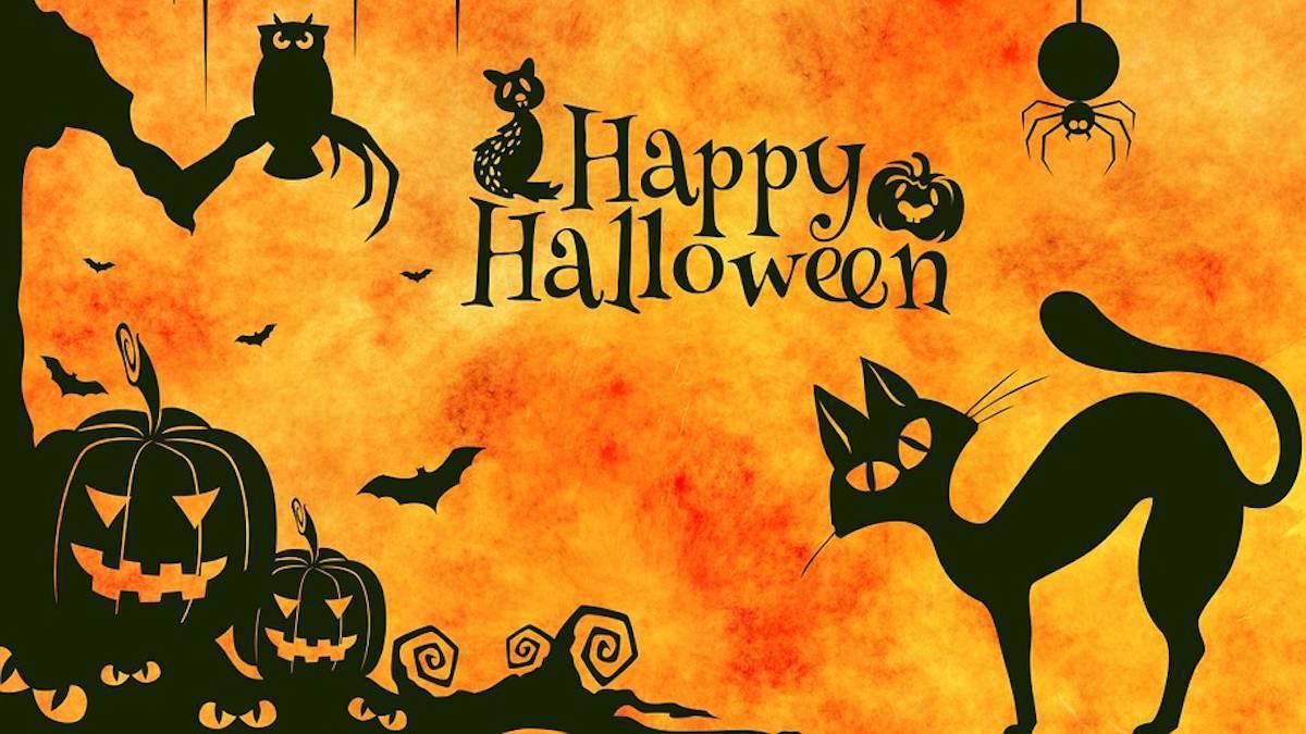 Carte Happy Halloween !