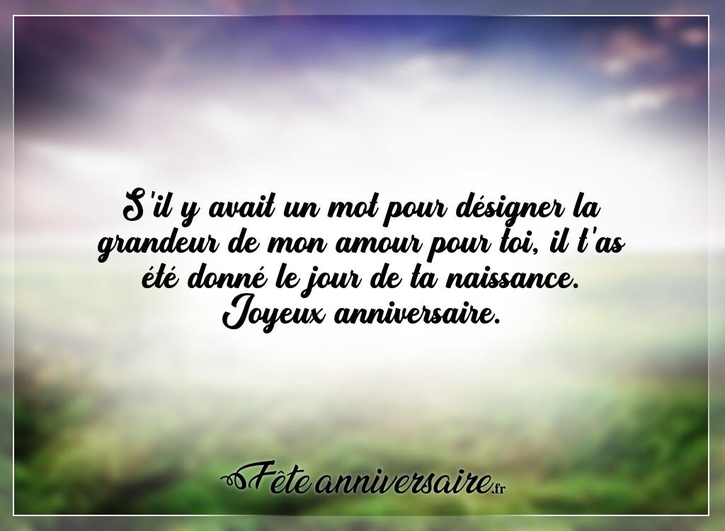 Texte Anniversaire Amour Les Plus Beaux Textes D Amour Pour Lui Souhaiter Son Anniversaire