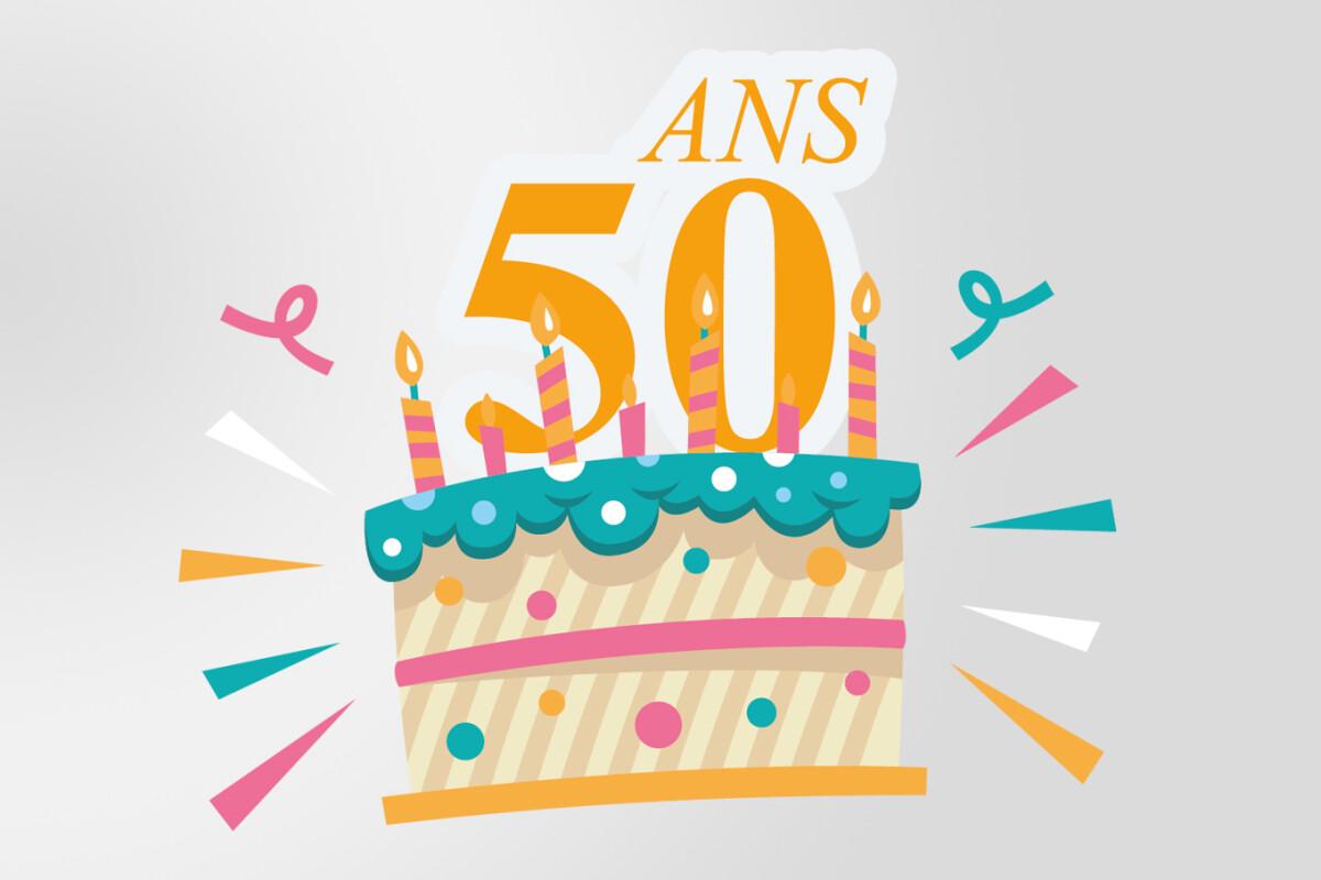 Texte Anniversaire 50 Ans Meilleurs Textes D Anniversaire Pour Les 50 Ans