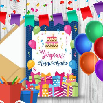 Cartes D Anniversaire Enfants Envoyer Une Carte D Anniversaire A Un Enfant