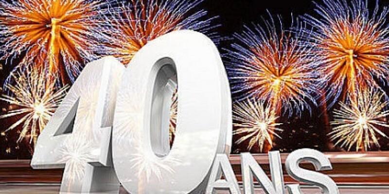 Invitation Anniversaire 40 Ans Idees Pour Realiser Une Invitation Pour Les 50 Ans