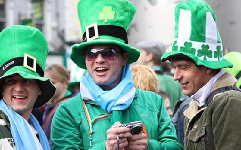 Fête de la Saint Patrick : Fêtez la Saint Patrick