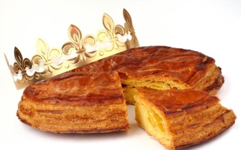 Les rois : Recette de la galette des rois à la frangipane : Hummm, un délice !