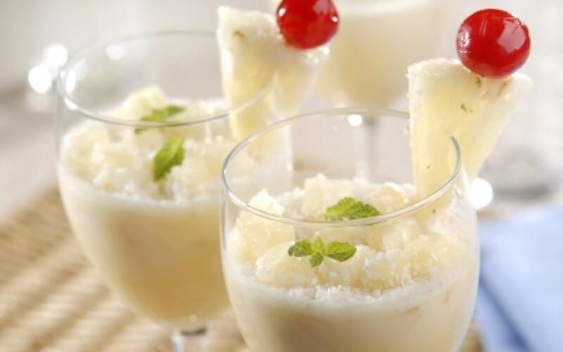 Cocktail Piña Colada - La fameuse recette est disponible-ici