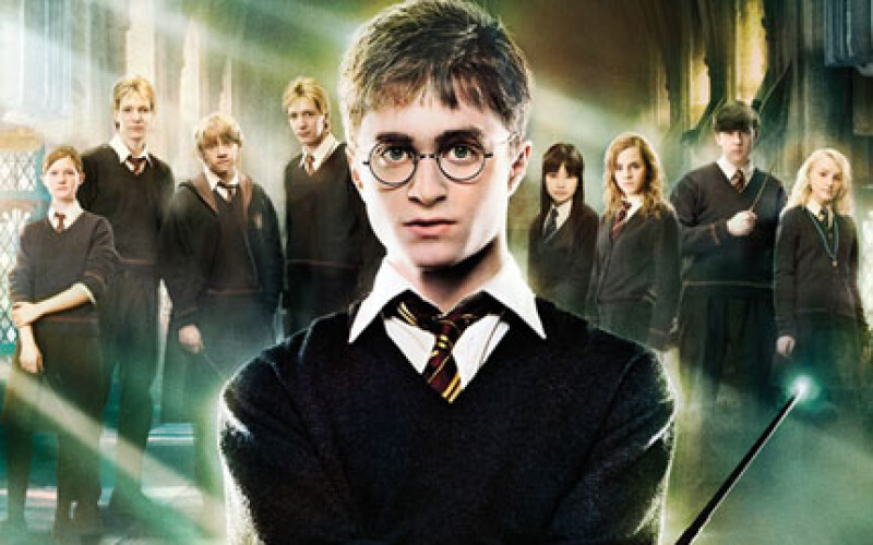 Thème anniversaire Harry Potter et thème anniversaire sur la Magie