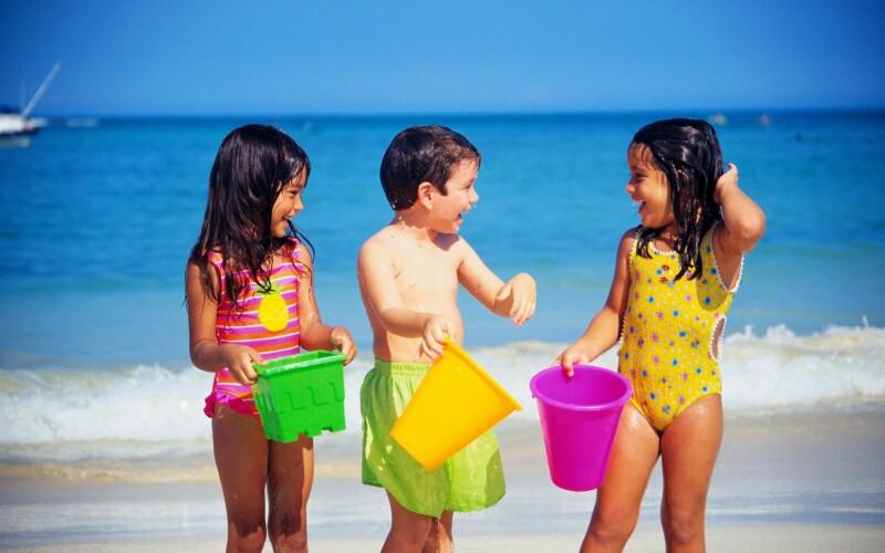 Thème anniversaire enfant - Organiser un anniversaire à la plage