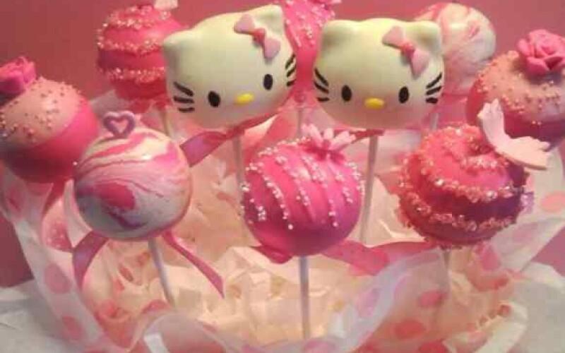 Mignardises, cupcake et macarons pour fêtes et anniversaires