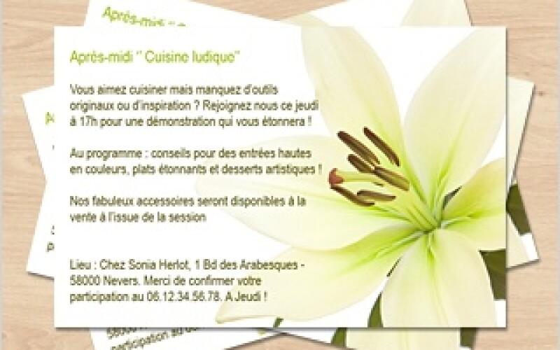 Texte d'invitation à thème : idées et exemples de texte d'invitation