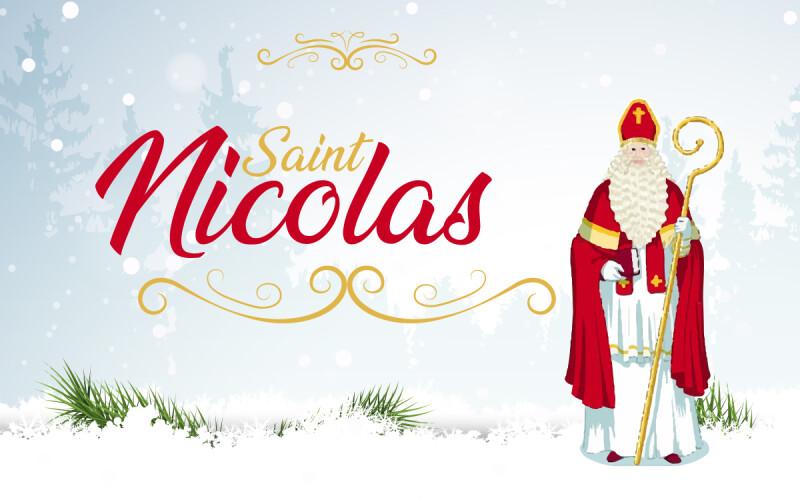 Saint Nicolas : textes et messages pour souhaiter une joyeuse Saint Nicolas