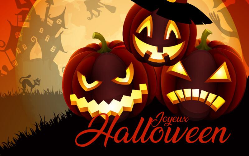 Texte Joyeux Halloween - Tous les messages pour souhaiter Halloween