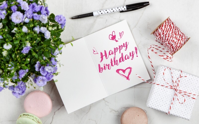 Message anniversaire : des centaines de messages d'anniversaire