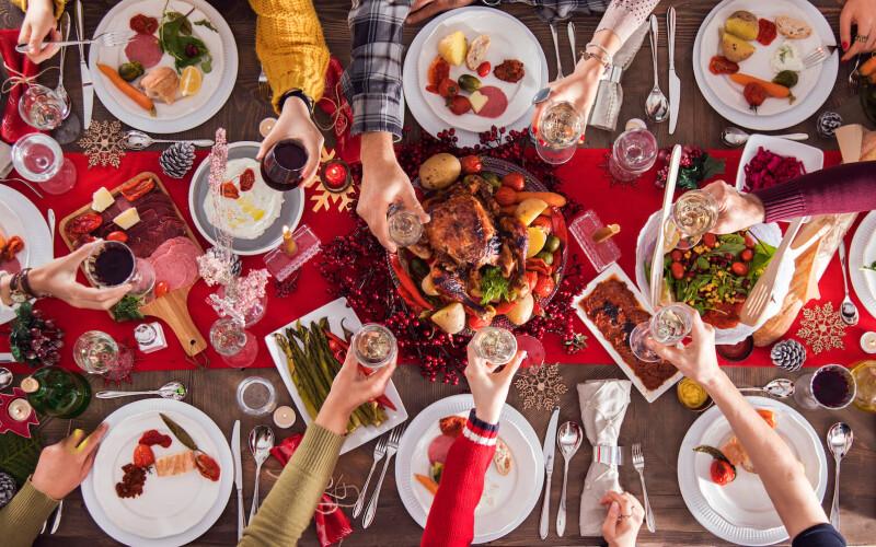 Menu de fête : Les meilleures idées de menus de fête et d'anniversaire