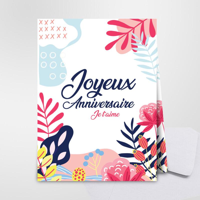 Carte Anniversaire Femme Carte D Anniversaire Et Carte Virtuelle Pour Femmes
