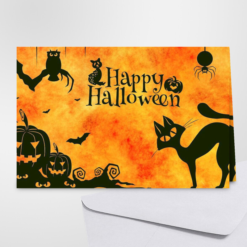 Carte Halloween Envoyer Une Carte Virtuelle Pour Halloween