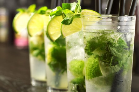 Top Recette du cocktail Mojito BS36